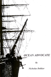 Ocean Advocate front cover