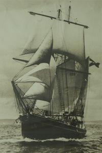 Topsail schooner 'Artemis' Rotterdam
