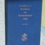 Admiralty Manual of Seamanship