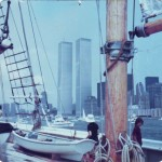Twin Towers in 1976